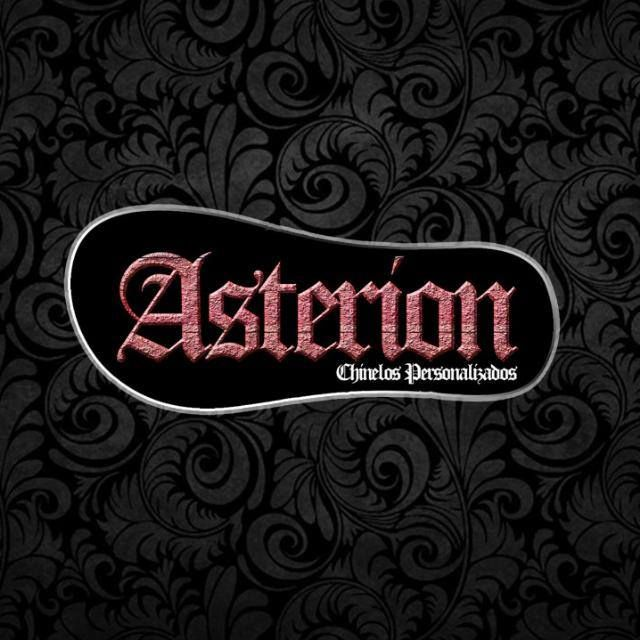 Asterion Chinelos Personalizados