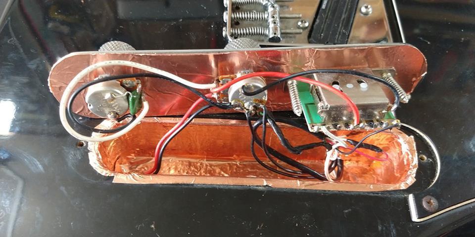 Instalação de Captadores e Elétrica Completa