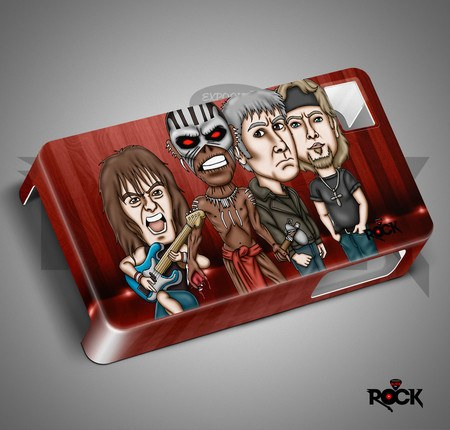 Iron Maiden - Capa de Celular Exclusiva
