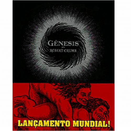 Livro - Genesis por Robert Crumb