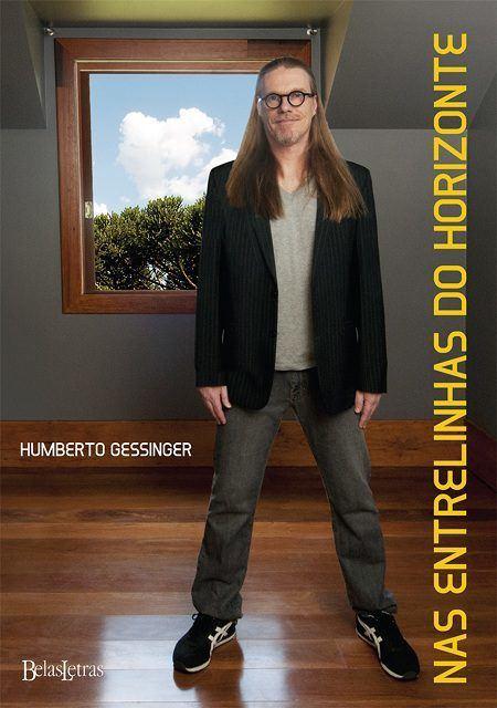 Livro Nas Entrelinhas do Horizonte - Editora Belas Letras