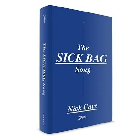 Livro The Sick Bag Song - Edição Luxo