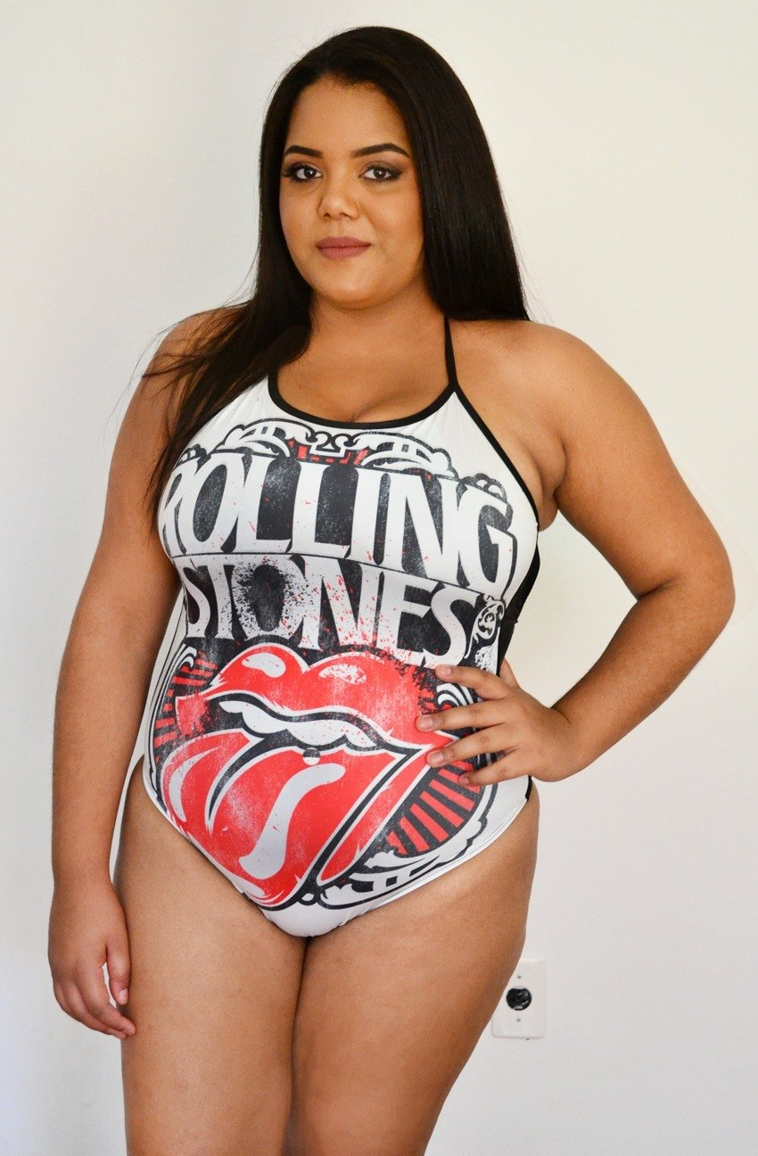 Maiô Rolling Stones
