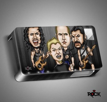 Metallica - Capa de Celular Exclusiva