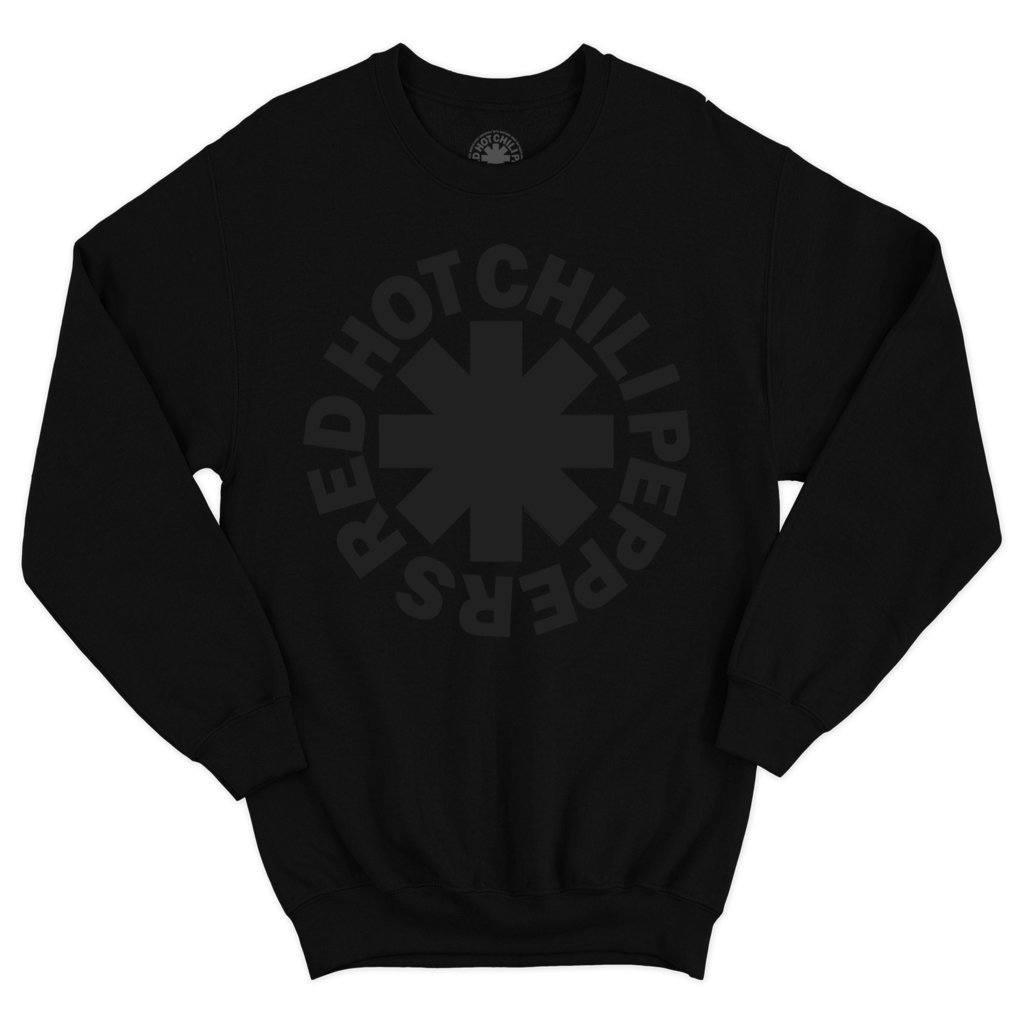 Moletom Red Hot Chilli Peppers Crewneck Logo + Adesivo