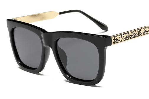 Óculos de Sol Caveira Barra Do Una – SkullAchando