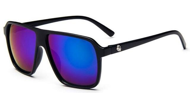 Óculos de Sol Caveira Bora Bora Azul – SkullAchando