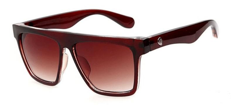 Óculos de Sol Caveira Ilhabela Marrom - SkullAchando