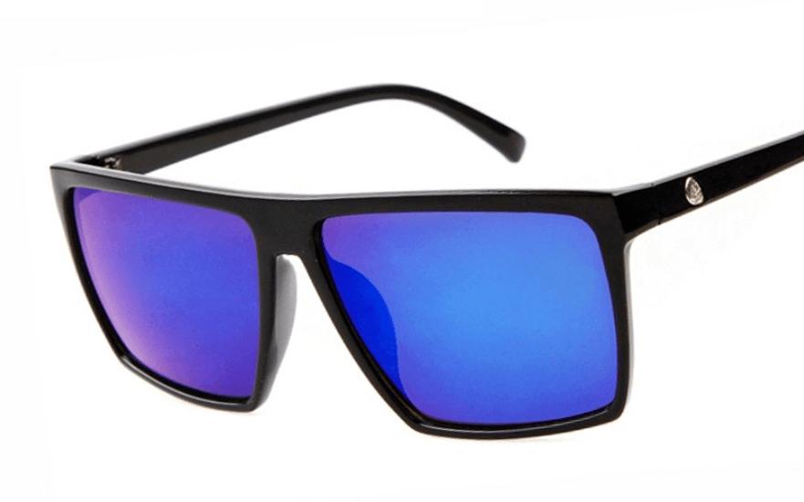 Óculos de Sol Caveira Trindade Azul - SkullAchando