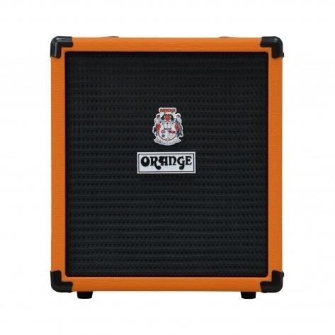 Orange Combo Para Baixo Crush Bass 25