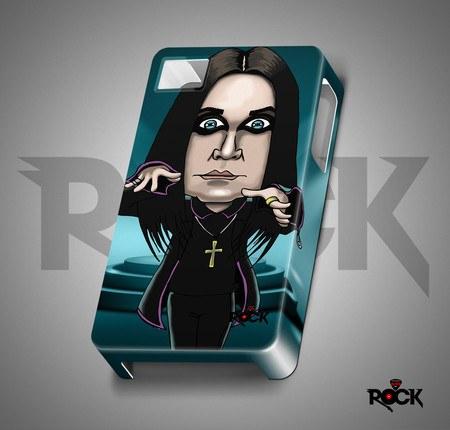 Ozzy Osbourne - Black Sabbath - Capa de Celular Exclusiva