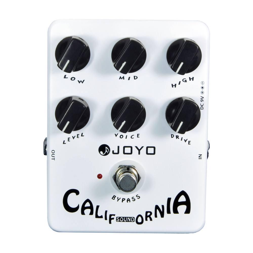 Pedal Guitarra Joyo California Sound - Arizy