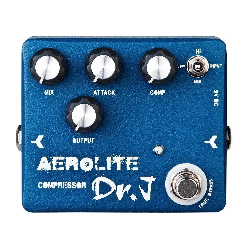 Pedal Guitarra Joyo Dr. J Aerolite Compressor - Arizy