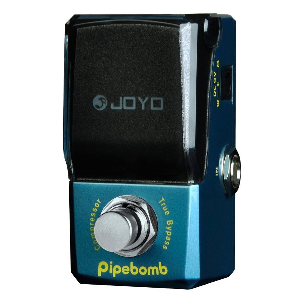 Pedal Guitarra Joyo Pipebomb Compressor - Arizy