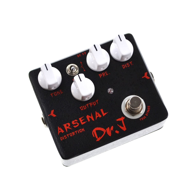Pedal Joyo Dr.J Arsenal Distortion - Arizy