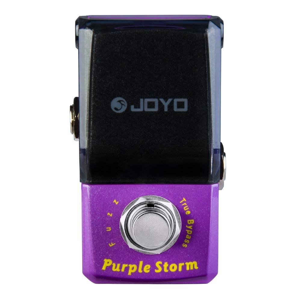 Pedal Joyo Purple Storm (Fuzz Face) - Arizy