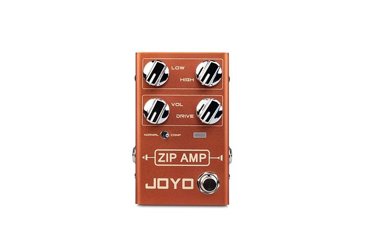 Pedal Joyo Zip Amp Overdrive R-04 - Arizy