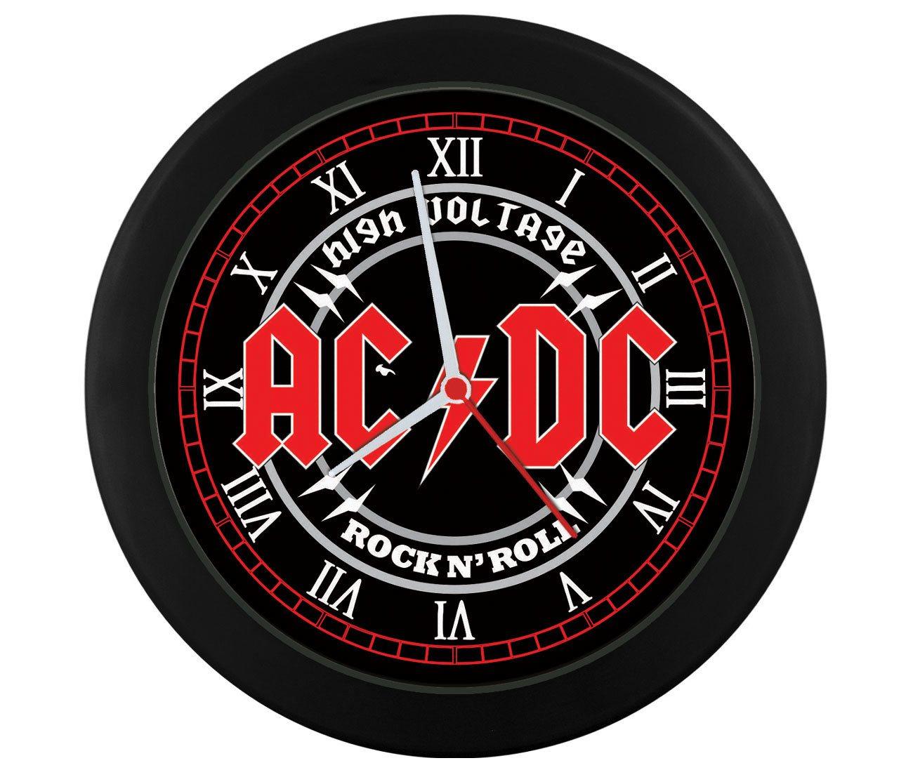 Relógio banda Ac/Dc