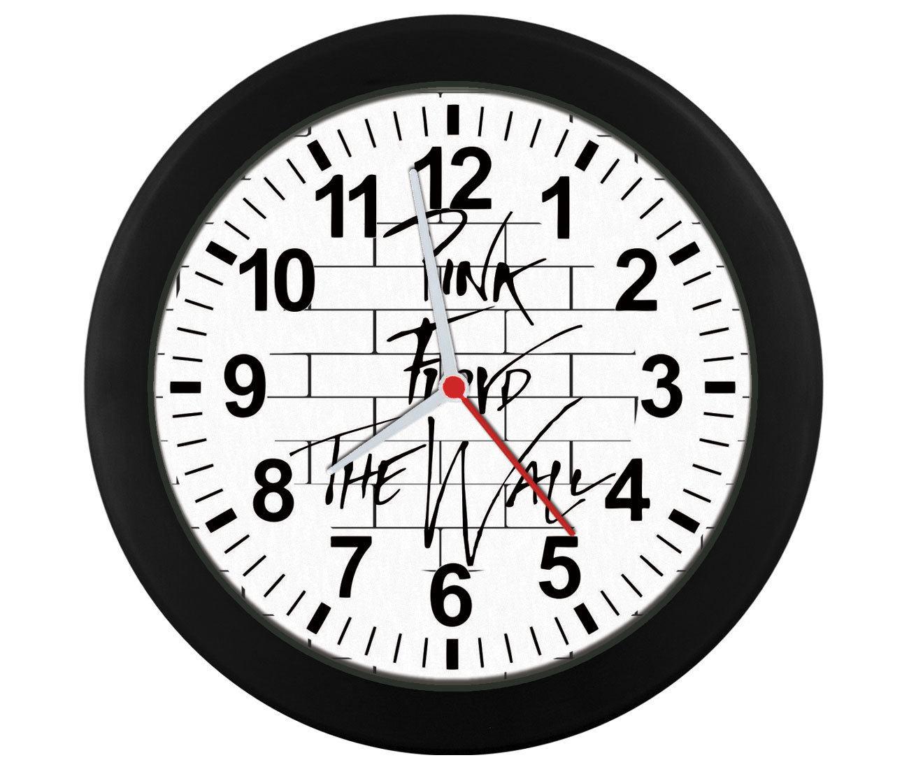 Relógio de parede Pink Floyd (mod5)