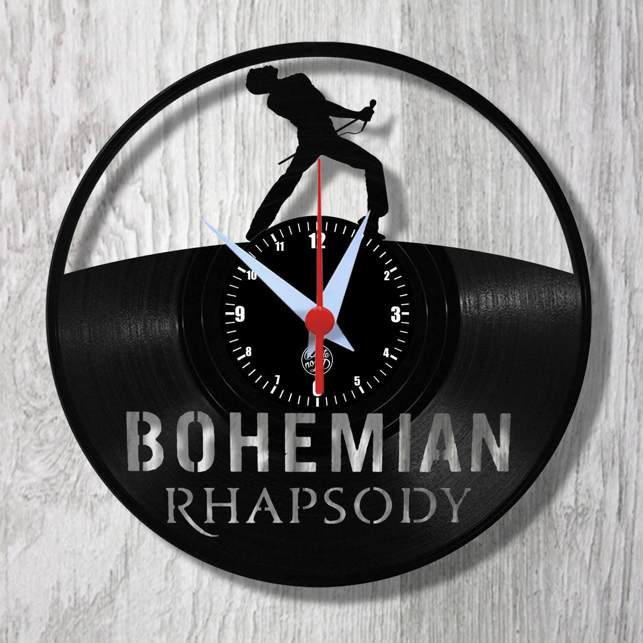 Relógio de Parede - Queen - Bohemian Rhapsody