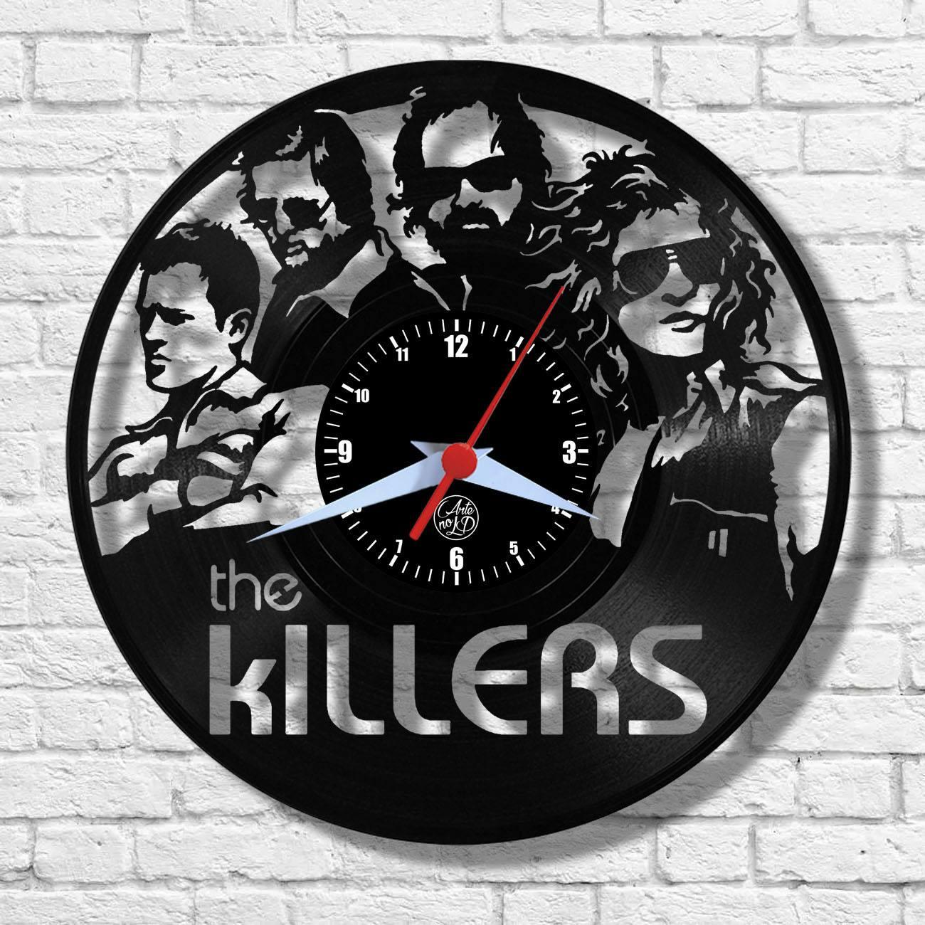 Relógio de Parede - The Killers