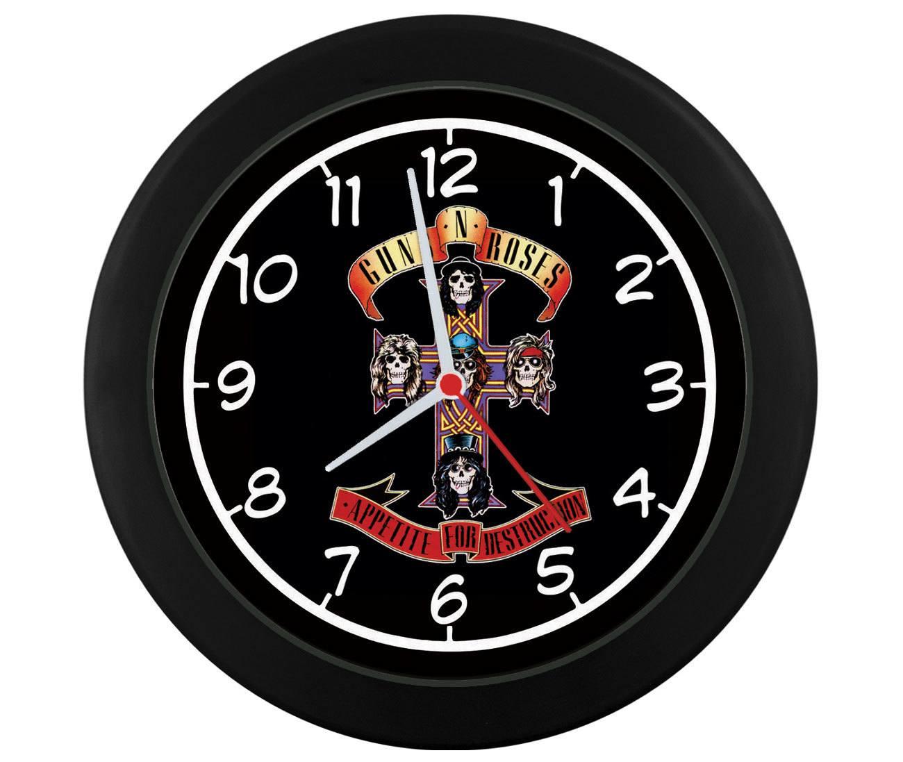 Relógio  Guns N Roses