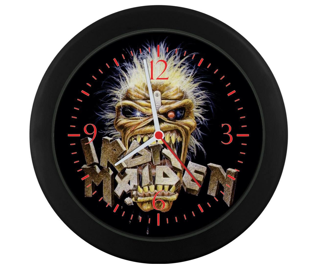 Relógio Iron Maiden Eddie the Head