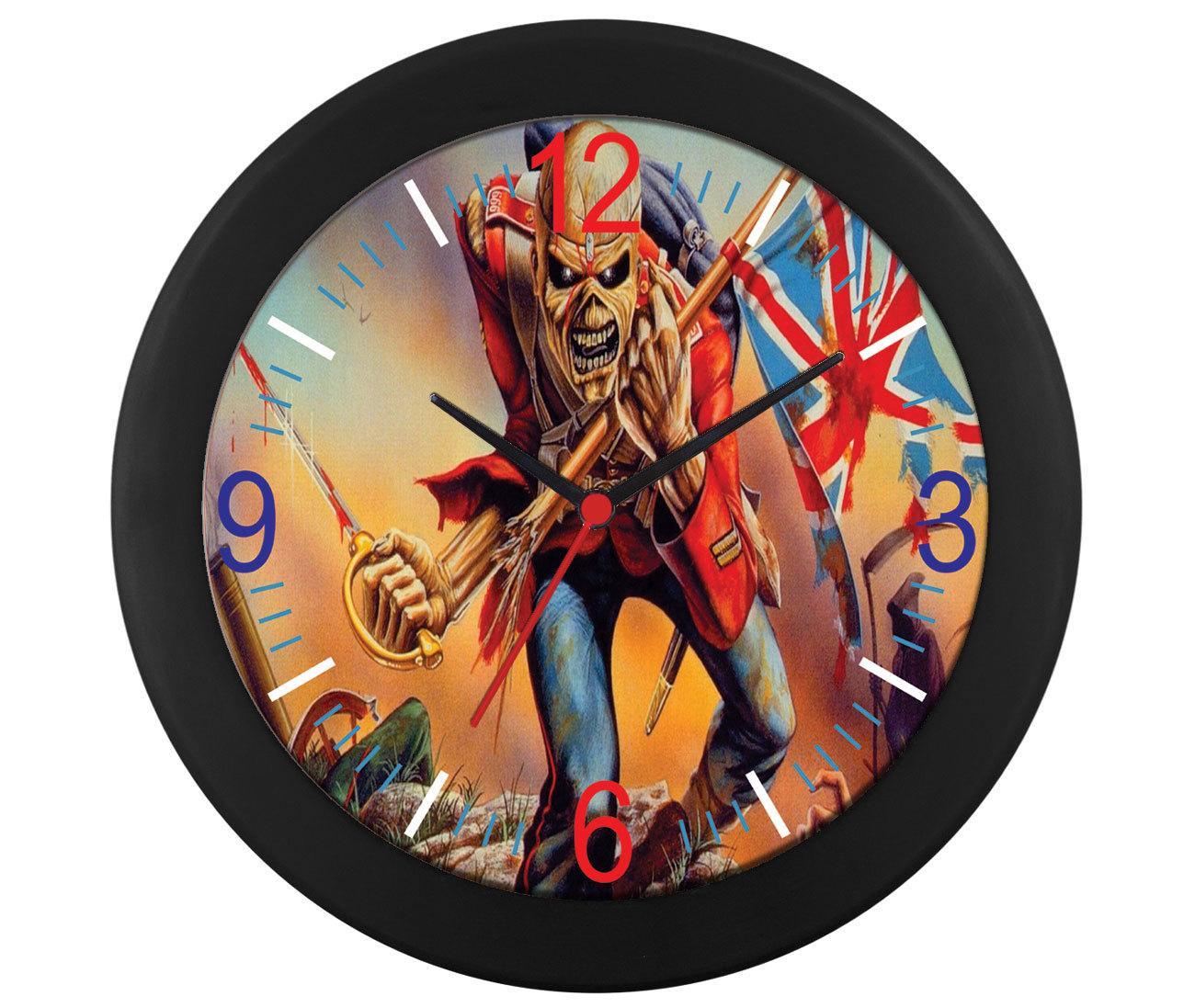Relógio Iron Maiden