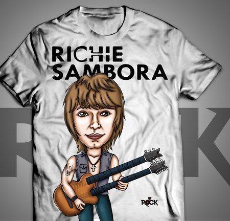 Richie Sambora - Camiseta Exclusiva