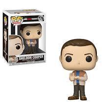 Sheldon Cooper - The Bing Bang Theory - Funko Pop!