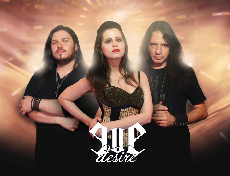 Show 1h de Duração - Banda Eve Desire