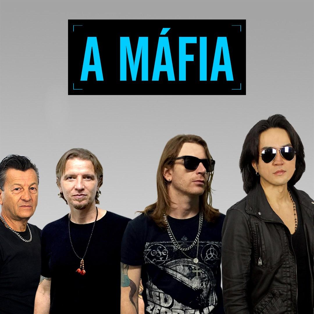 Show 1h30 de Duração - Banda A Máfia
