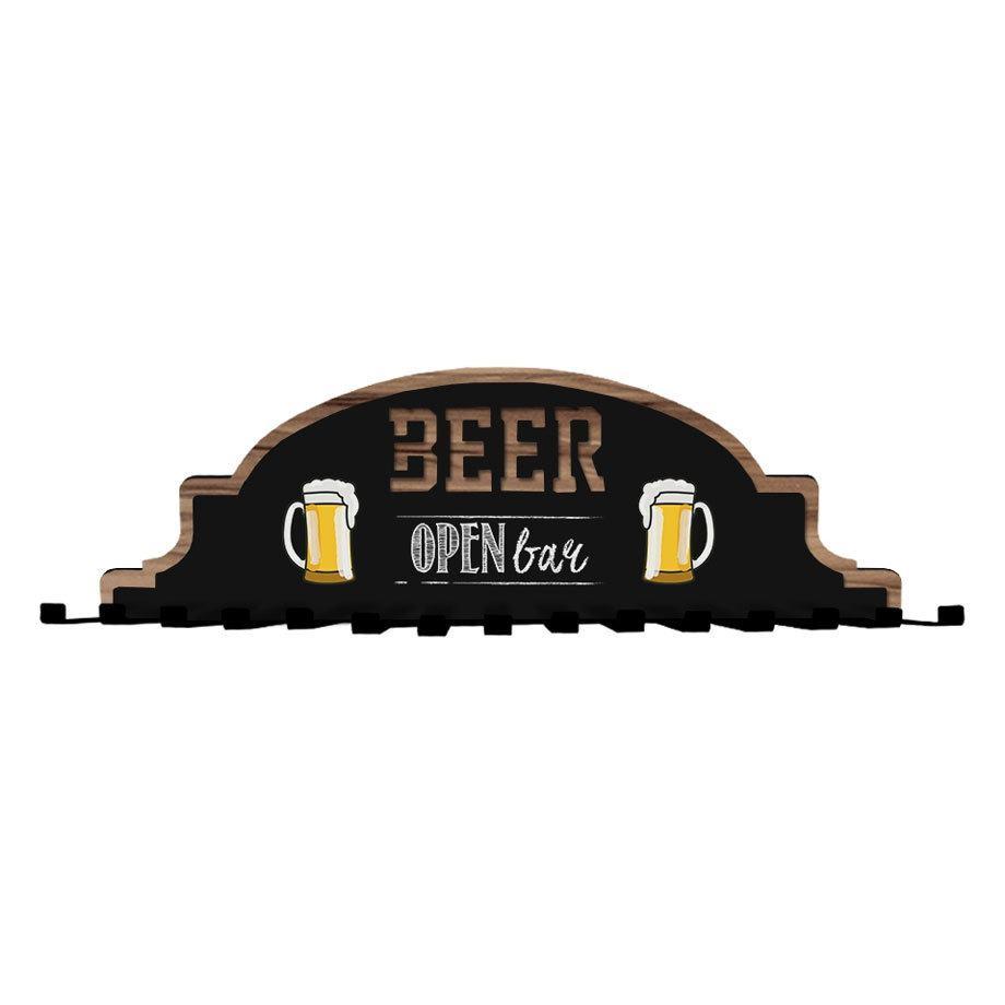 Suporte para Taças de Cerveja Open Bar Presentes Super