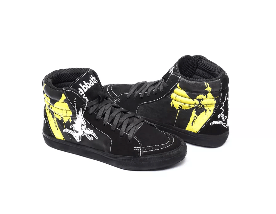 Tênis Masculino Black Sabbath Vol4 – BandShoes