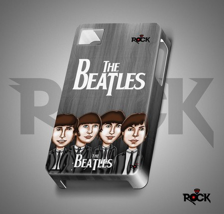 The Beatles - Capa de Celular Exclusiva