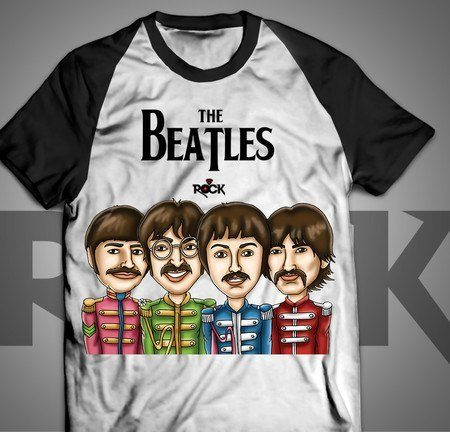 The Beatles II - Camiseta Exclusiva