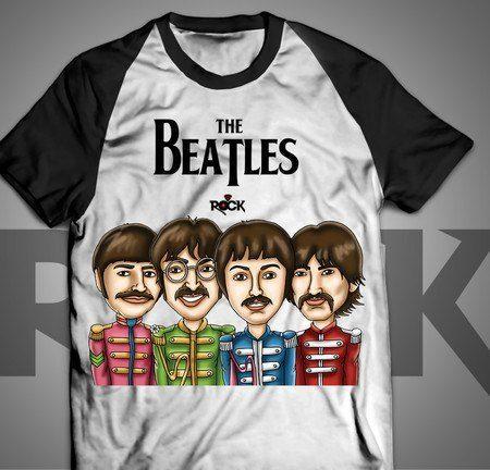 The Beatles II - Camiseta Exclusiva