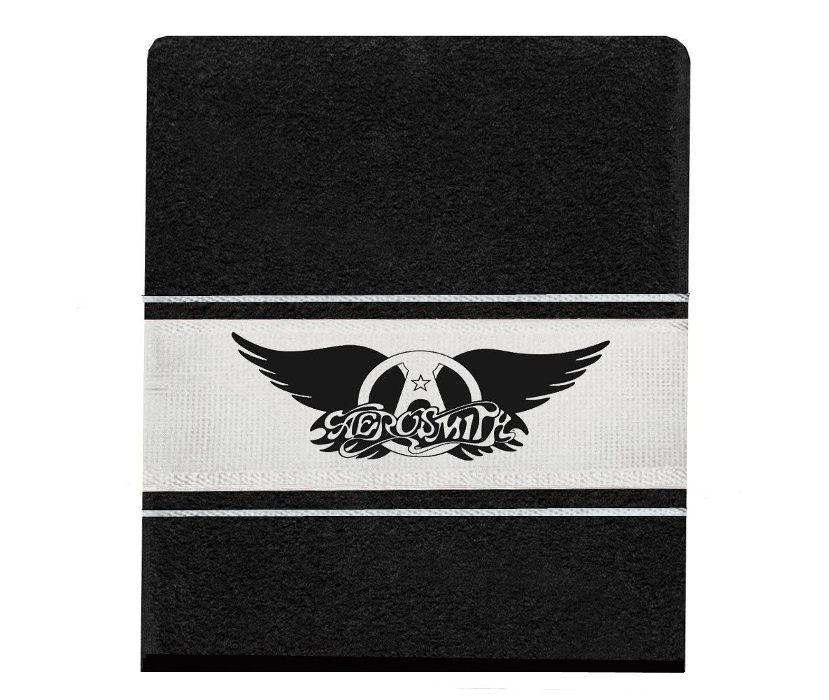 Toalha Aerosmith mão