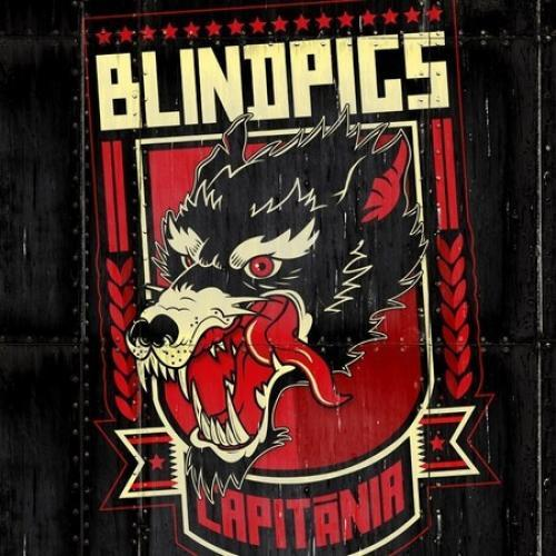 "Vinil Blind Pigs - Capitânia (vinil 10"")"