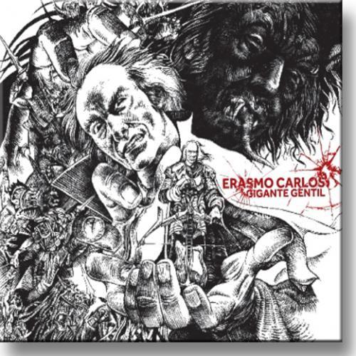 Vinil Erasmo Carlos - Gigante Gentil