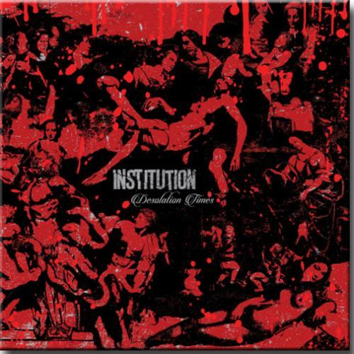 Vinil Institution - Desolation Times