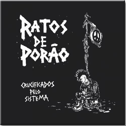 Vinil Ratos de Porão  (edição Especial) - Crucificados Pelo Sistema