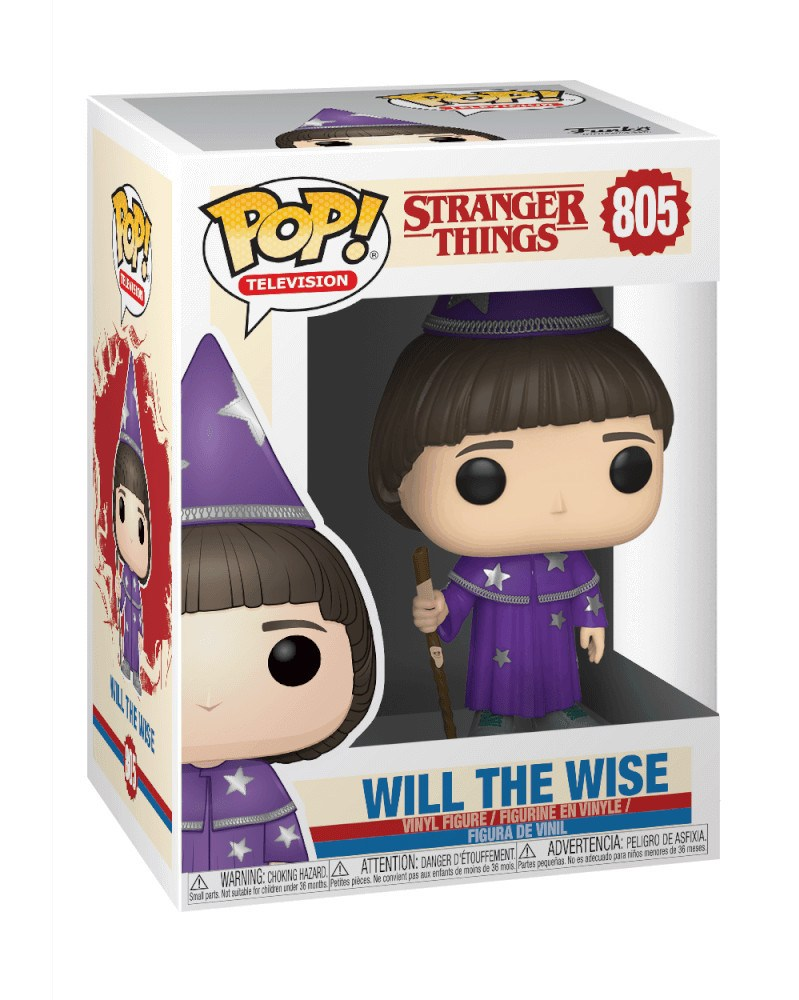 Will The Wise - Stranger Things - Funko Pop!