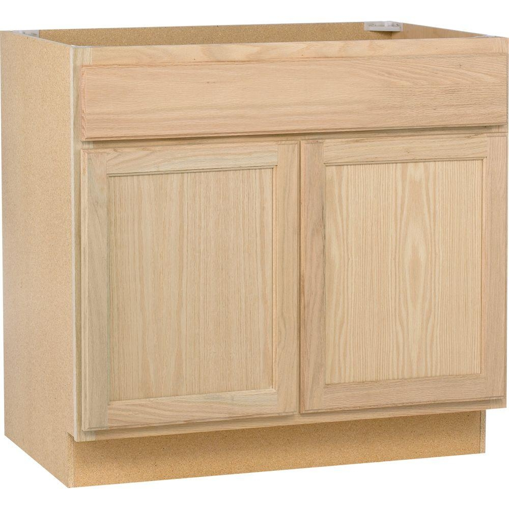 36 Base Kitchen Cabinet With Drawers