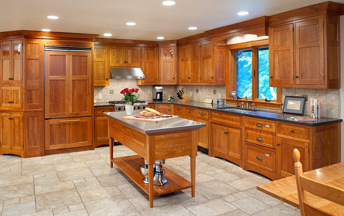 Arts And Crafts Kitchen Cabinet Plans