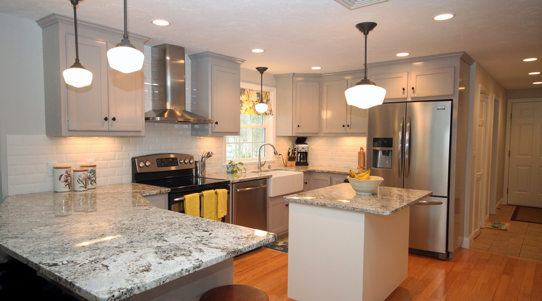 Custom Kitchen Cabinets Franklin Ma