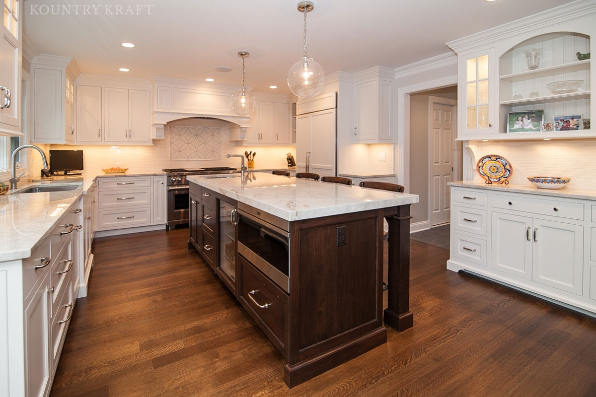 Permalink to Custom Kitchen Cabinets New Jersey