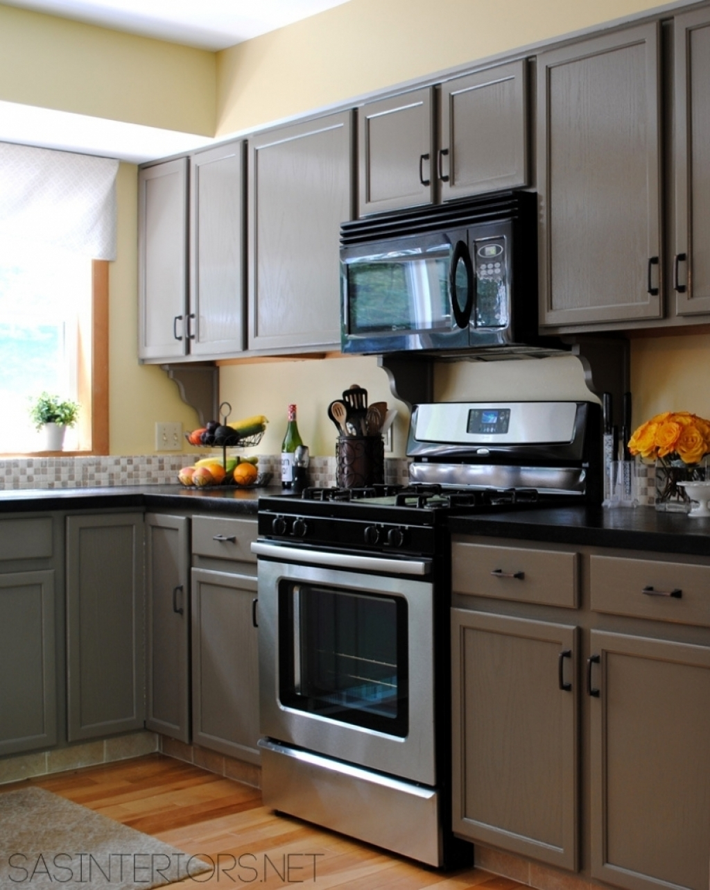 Ideas For Updating Laminate Kitchen Cabinets