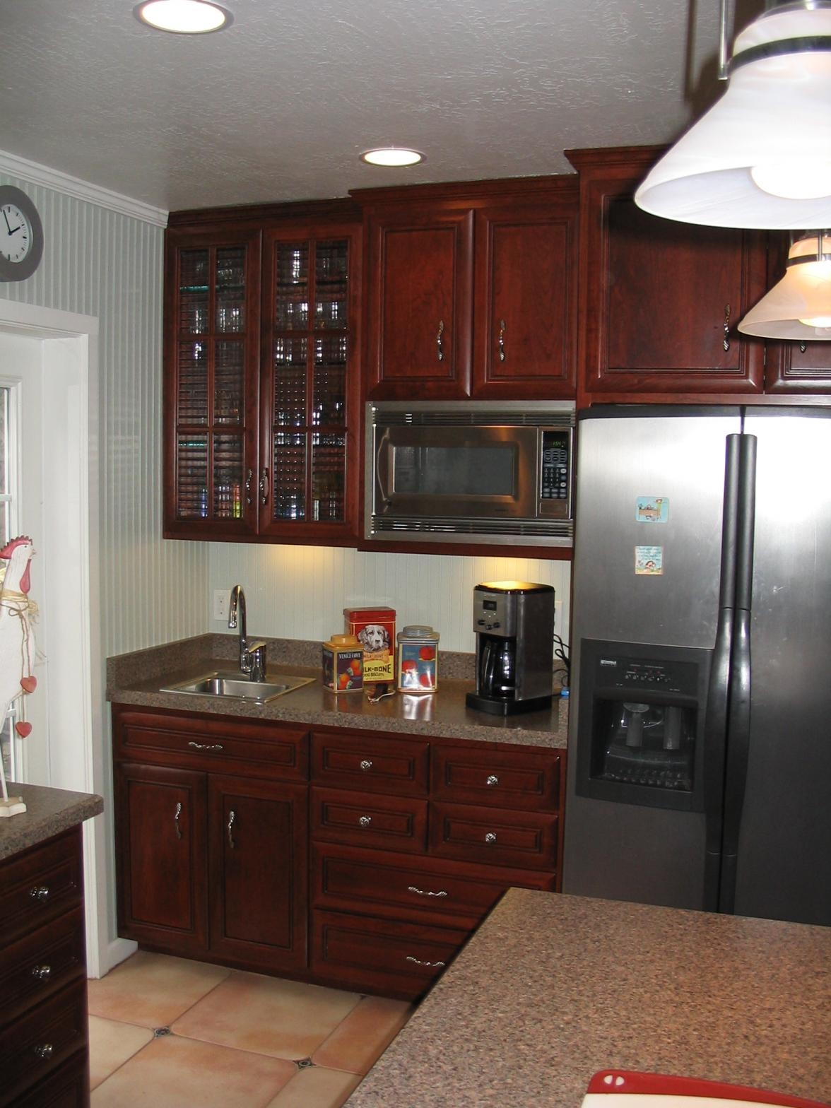 Kitchen Cabinets Crown Molding Photos