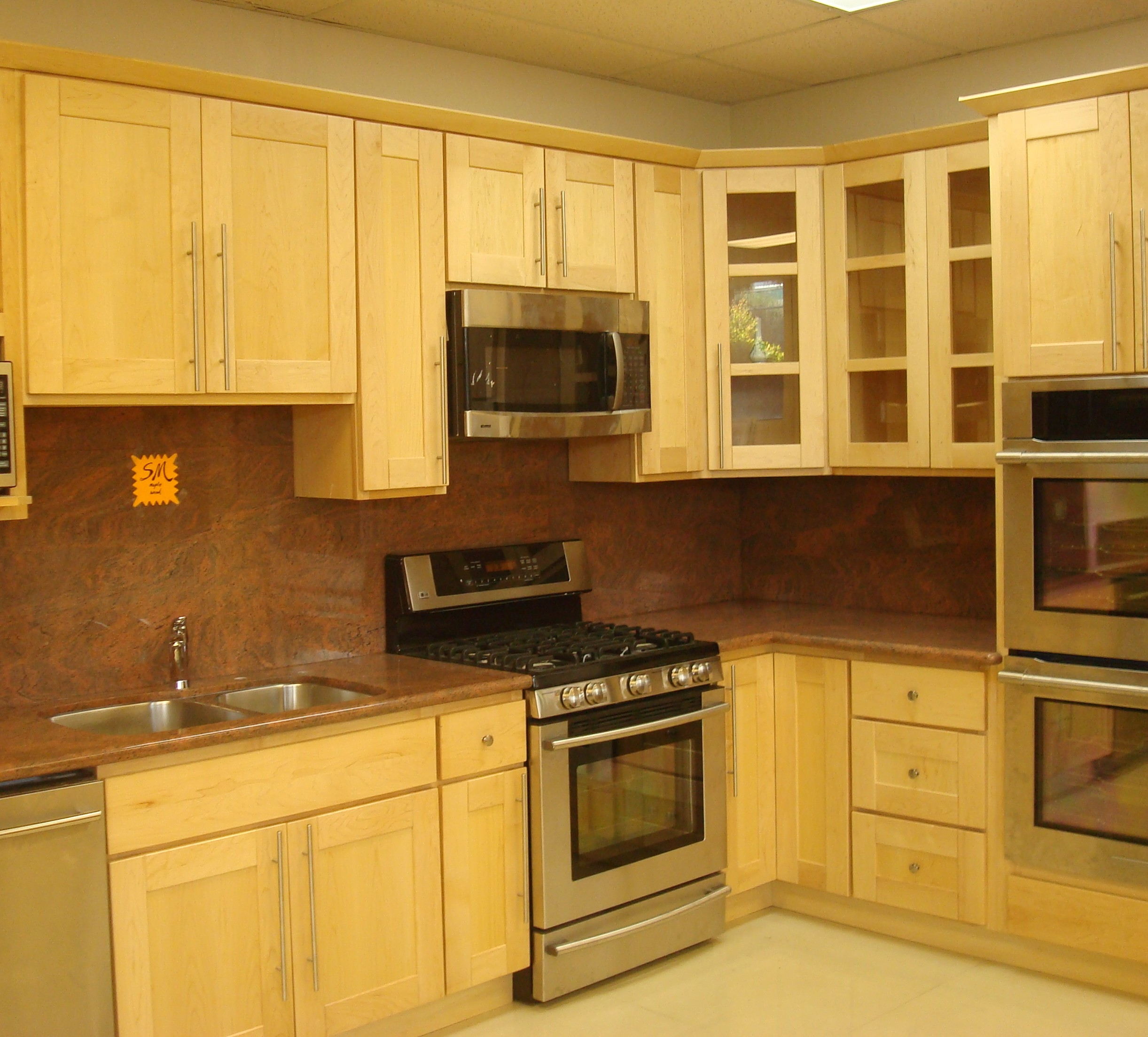 Permalink to Light Maple Kitchen Cabinet Doors